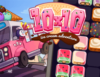 Play 10x10 Ice Cream Adventure