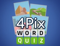 Play 4 Pix Word Quiz