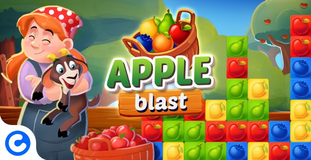 Zagraj Apple Blast
