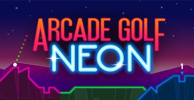 Jogar Arcade Golf: NEON