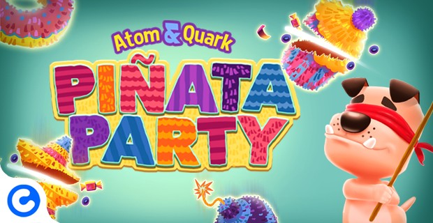 Play Atom & Quark: Pinata Party