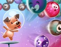 Play Atom & Quark: Bubble Fever