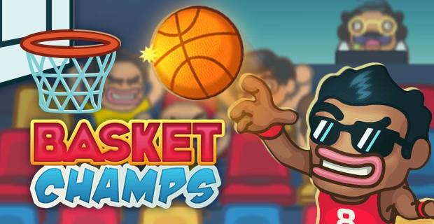 Spielen Basketball-Champion