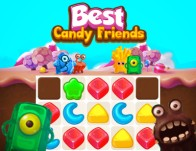 Play Best Candy Friends