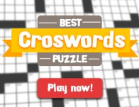 Play Best Crosswords Puzzle