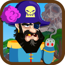Play Blackbeard Island