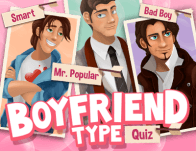 Play Boyfriend Type Quiz