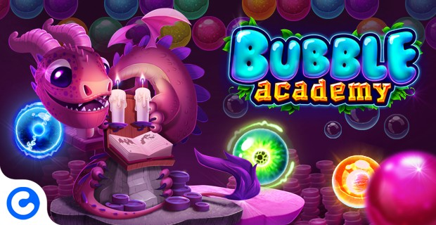 Играть Bubble Academy