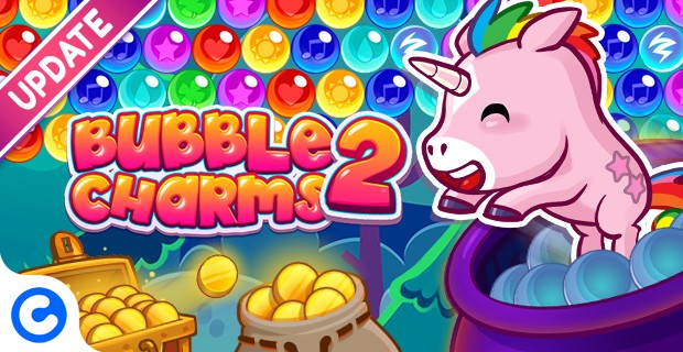 Играть Bubble Charms 2