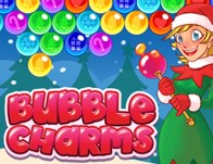 Play Bubble Charms Christmas