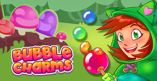Играть Bubble Charms