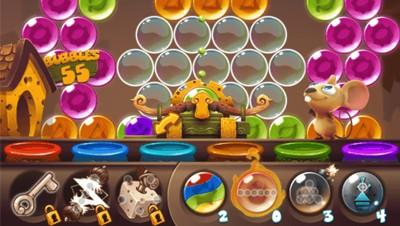 Spelen Bubble Hero 3D
