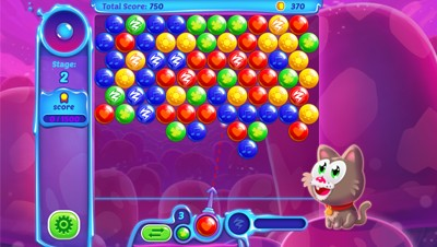 Играть Bubble Monsters