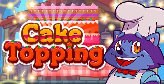 Gioca Cake Topping