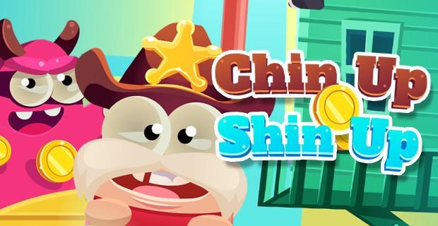 Joacă Chin Up Shin Up