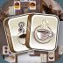 Jugar Mahjong sobre café