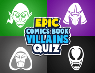 Play Comic Book Villains