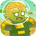 Играть Cowboy vs Martians