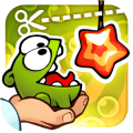 遊ぶ Cut the Rope : Experiments