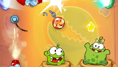 Spelen Cut the Rope: Time Travel
