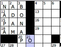 Play Daily Crossword Challenge