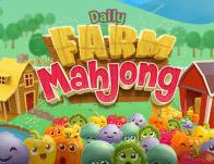 Play Daily Farm Mahjong