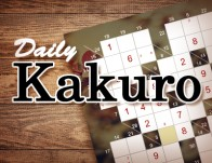 Play Daily Kakuro