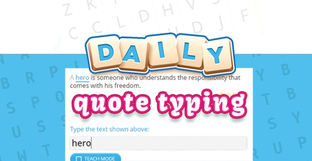 Play Free Typing Games - Word Games