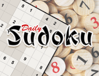 Play Daily Sudoku Puzzle
