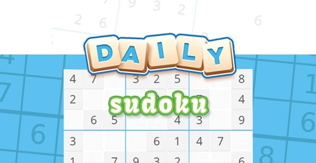 Play Daily Sudoku