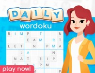 Play Daily Wordoku