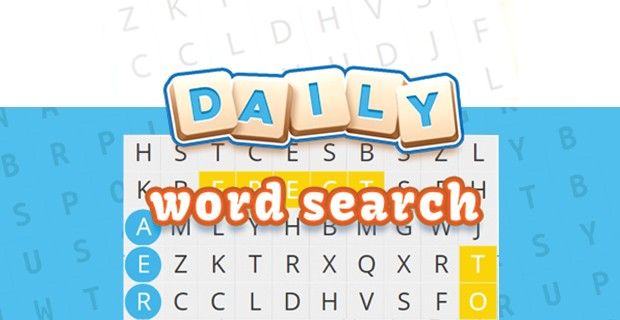Play Daily Wordsearch
