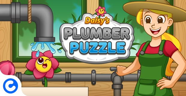 Play Daisy Plumber Puzzle