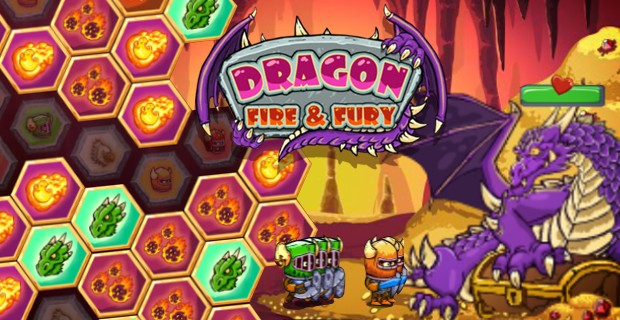 Играть Dragon Fire & Fury