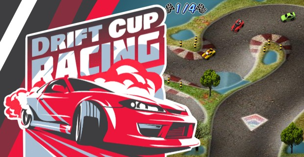 开始 Drift Cup Racing