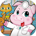Spielen Dr. Piggy Hospital