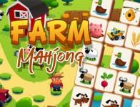 Play Farm Mahjong