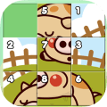 Oyna Farm Slide Puzzle