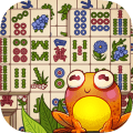 Play Forest Frog Mahjong