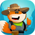 Joacă Fox Adventurer