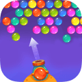 开始 Fun Game Play Bubble Shooter