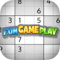 开始 Fun Game Play Sudoku