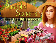 Play Garden Secrets : Find the Differences