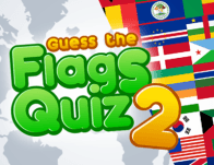 Play Guess the Flags Quiz 2
