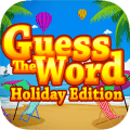 Spelen Guess the Word - Holiday Edition