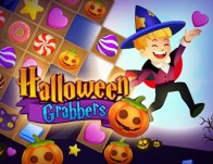Play Halloween Grabbers