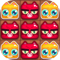 Играть Happy Kittens Puzzle