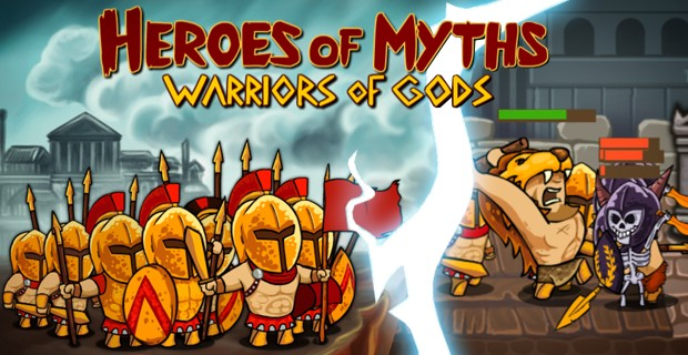 Играть Heroes of Myths