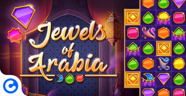 Играть Jewels of Arabia