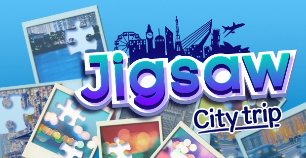 Play Jigsaw City Trip